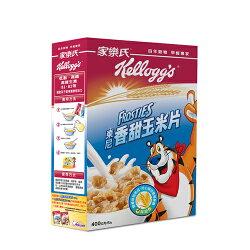 家樂氏東尼香甜玉米片400g【愛買】