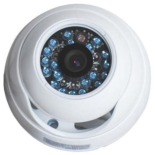 VideoSecu Infrared Day Night Vision Outdoor Security Camera - 1/3 inch CCD w/ Free Power Supply CEP 1