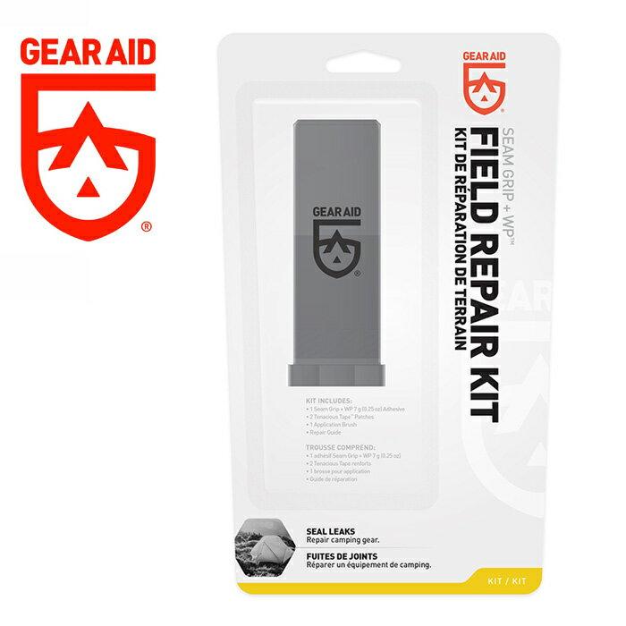 【GEAR AID 美國】Seam Grip 萬用膠+2片補釘 (10591)