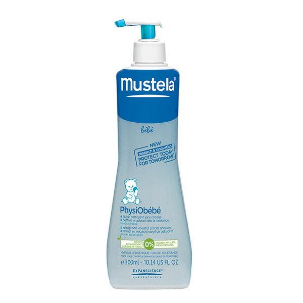 【Mustela 慕之恬廊 】慕之幼免用水潔淨液 300ml 0