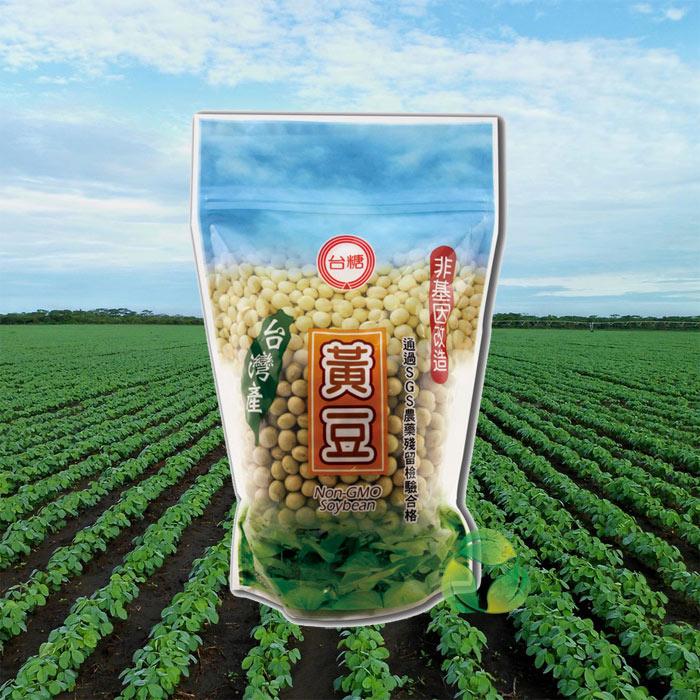 [ 2017春季新鮮上市 ] 台糖非基改黃豆