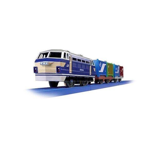 《TAKARA TOMY》PLARAIL鐵道王國S-60 EF55電氣機A 東喬精品百貨