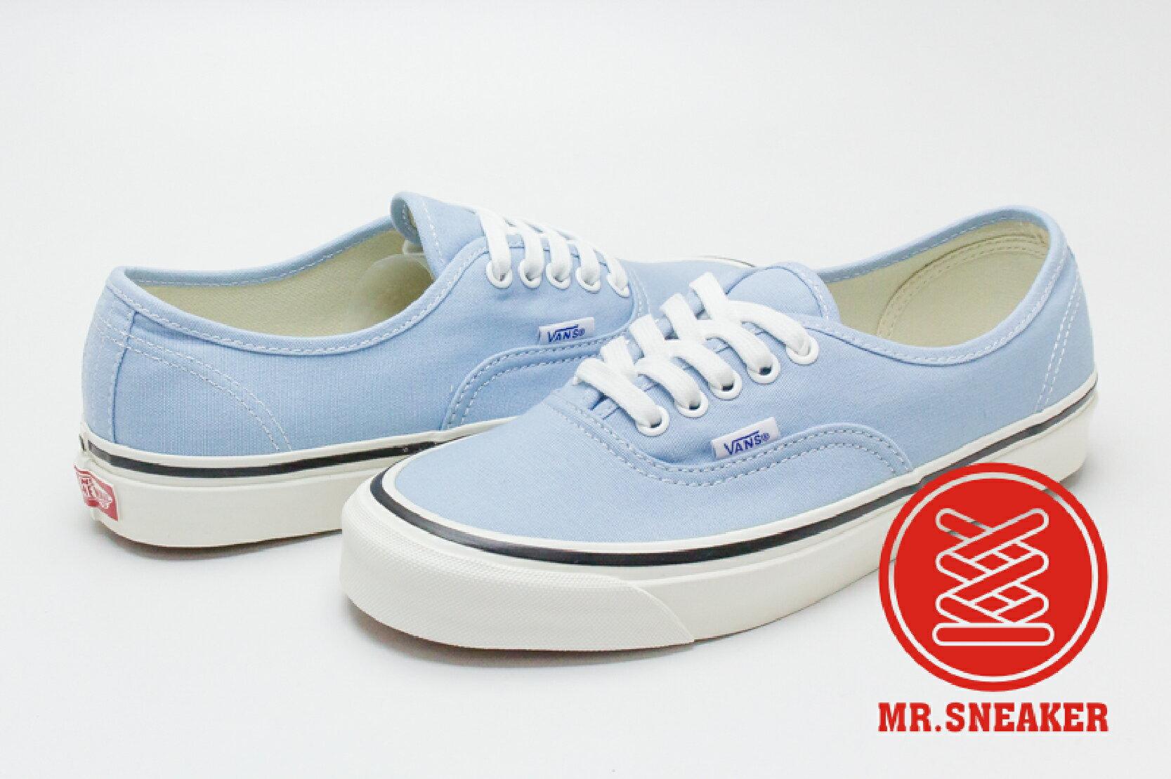 ☆Mr.Sneaker☆ VANS Anaheim Factory Authentic 44 DX 淺藍 女段