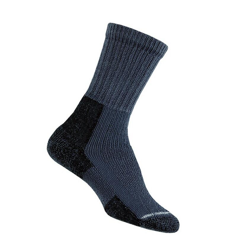 【鄉野情戶外專業】Thorlos  美國  厚底登山健行襪 / 登山保暖襪 / 排汗襪 女深藍色 KXW124
