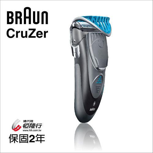 德國 百靈 BRAUN Z系列型男 電鬍刀 Cruzer 6