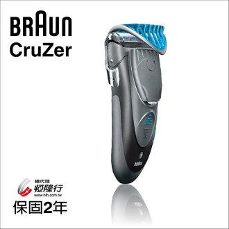 德國 百靈 BRAUN Z系列型男造型電鬍刀 Cruzer 6