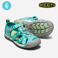 keen兒童鞋推薦推薦到KEEN 童款 織帶涼鞋Seacamp II CNX 1019268 / 城市綠洲 (KID、輕量、戶外休閒鞋、運動涼鞋)就在城市綠洲推薦keen兒童鞋推薦