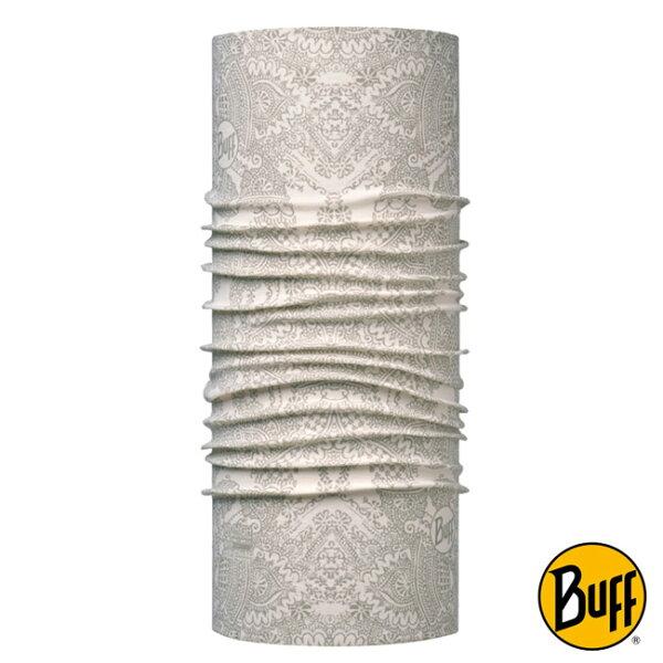 ├登山樂┤西班牙BUFFCOOLMAX抗UV頭巾-堅毅基石#BF113610-014