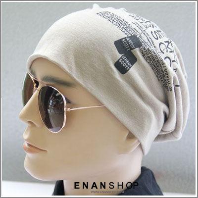 惡南宅急店【0098G】嘻哈軍牌 設計款帽子 ( 另有毛帽圍巾手套圍脖套 )