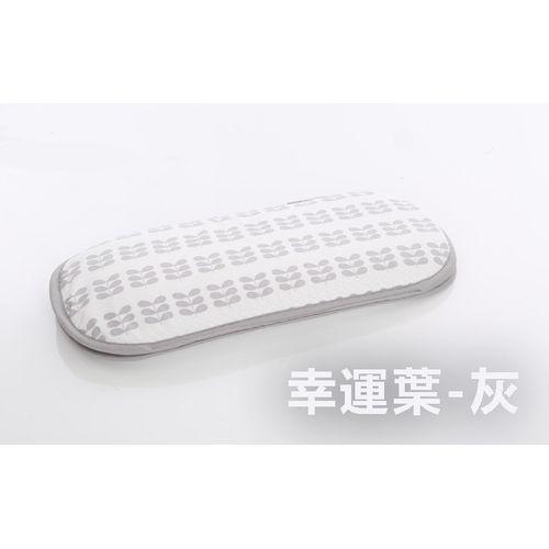 ★衛立兒生活館★Sinbii 安眠抱枕 (一枕三用)-幸運葉灰