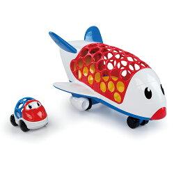 【麗嬰房】Kids II - Oball 洞動噴射運輸機