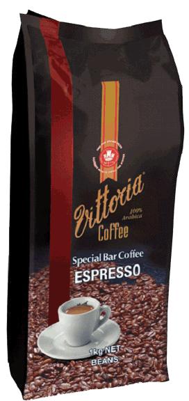 【Vittoria Coffee 維多利亞咖啡】Espresso Beans 義式濃縮咖啡豆 1kg (2.2磅) 1件入