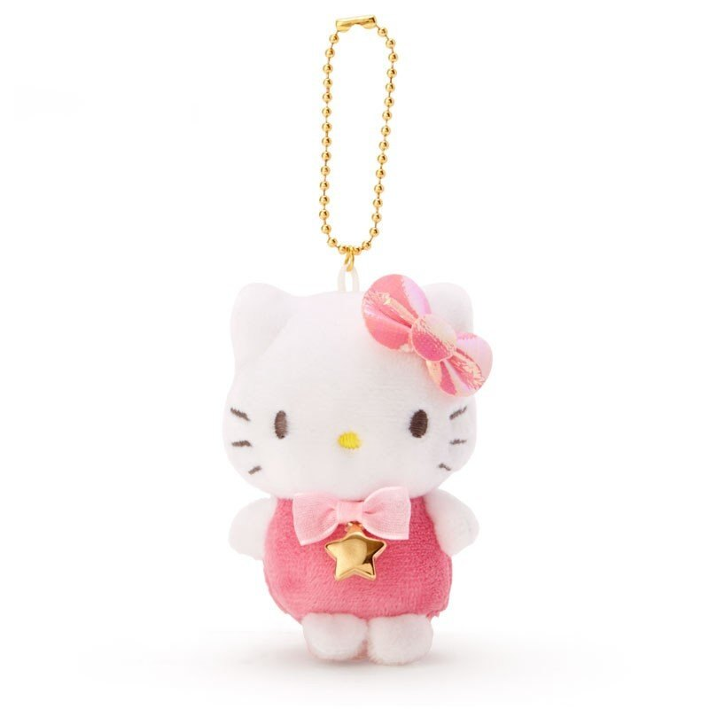 Hello Kitty 造型玩偶吊飾-SG,包包掛飾/鑰匙圈/吊飾,X射線【C655948】