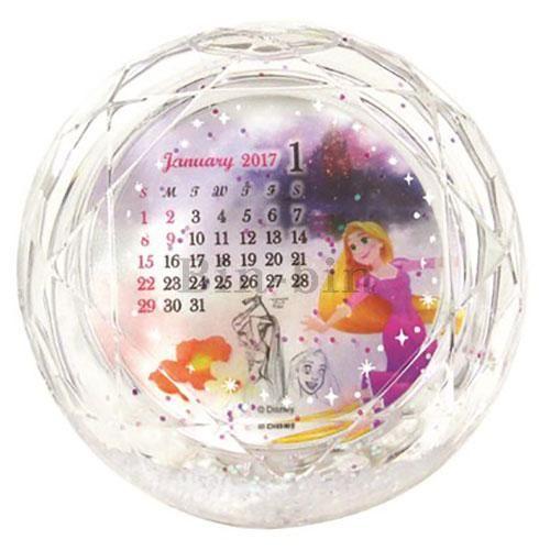 迪士尼 長髮公主 桌曆水框架  904~753