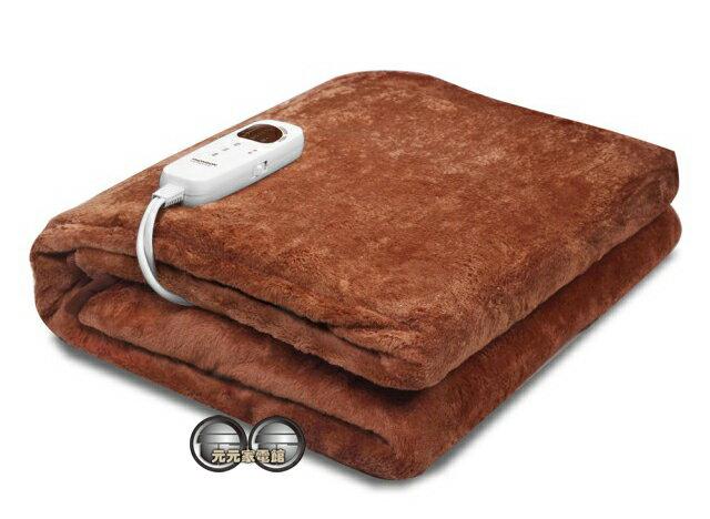 【THOMSON湯姆盛】微電腦溫控雙人電熱毯 SA-W01B