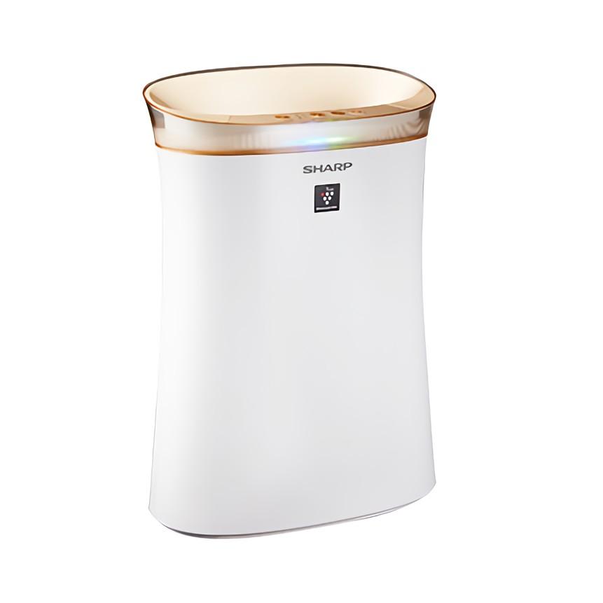 SHARP 12坪自動除菌離子淨化空氣清淨機 FU-G50T-W 【柏碩電器BSmall】
