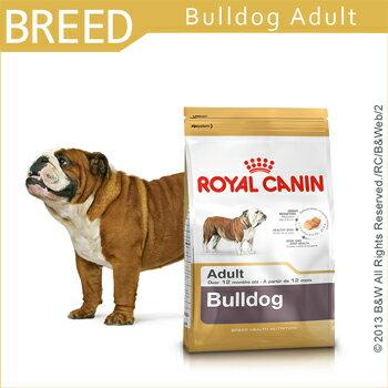 寵物 狗飼料 ROYAL CANIN法國皇家鬥牛成犬MB24 3kg