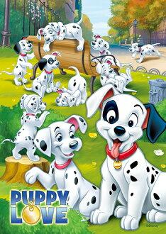 【P2 拼圖】101 Dalmatians 101忠狗拼圖108片 HPD0108-51