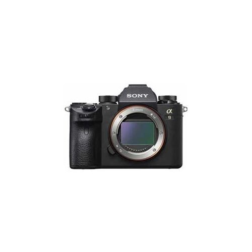 "Sony A9 24.2 Megapixel Mirrorless Camera Body Only International Version - 3"" Touchscreen LCD - 16:9 - 4x - Optical (IS) - P-TTL - 6000 x 4000 Image - 1920 x 1080 Video - HDMI - HD Movie Mode - Wireless LAN 1"