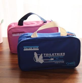 美麗大街【BF303E18】韓版可掛式多功能防水旅行收納包洗漱包(小款)