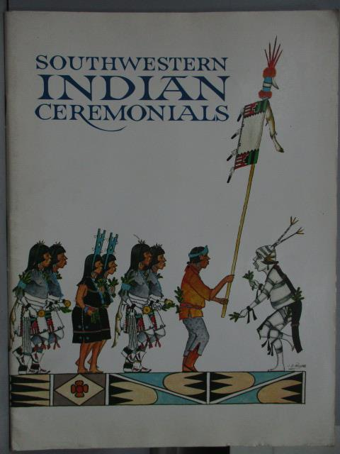 ~書寶 書T1/地理_PPZ~Southwestern Indian Ceremonial