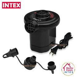 【歡樂家庭零售批發網】美國INTEX 110V家用電動充氣幫浦 / 充洩二用 / 打氣機 / 抽氣機 / 電動PUMP / 打氣筒 / 充氣床 / 充氣沙發 / 游泳圈 / 露營幫浦 (66619E)