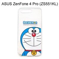 小叮噹週邊商品推薦哆啦A夢空壓氣墊軟殼 [大臉] ASUS ZenFone 4 Pro (ZS551KL) 5.5吋 小叮噹【正版授權】