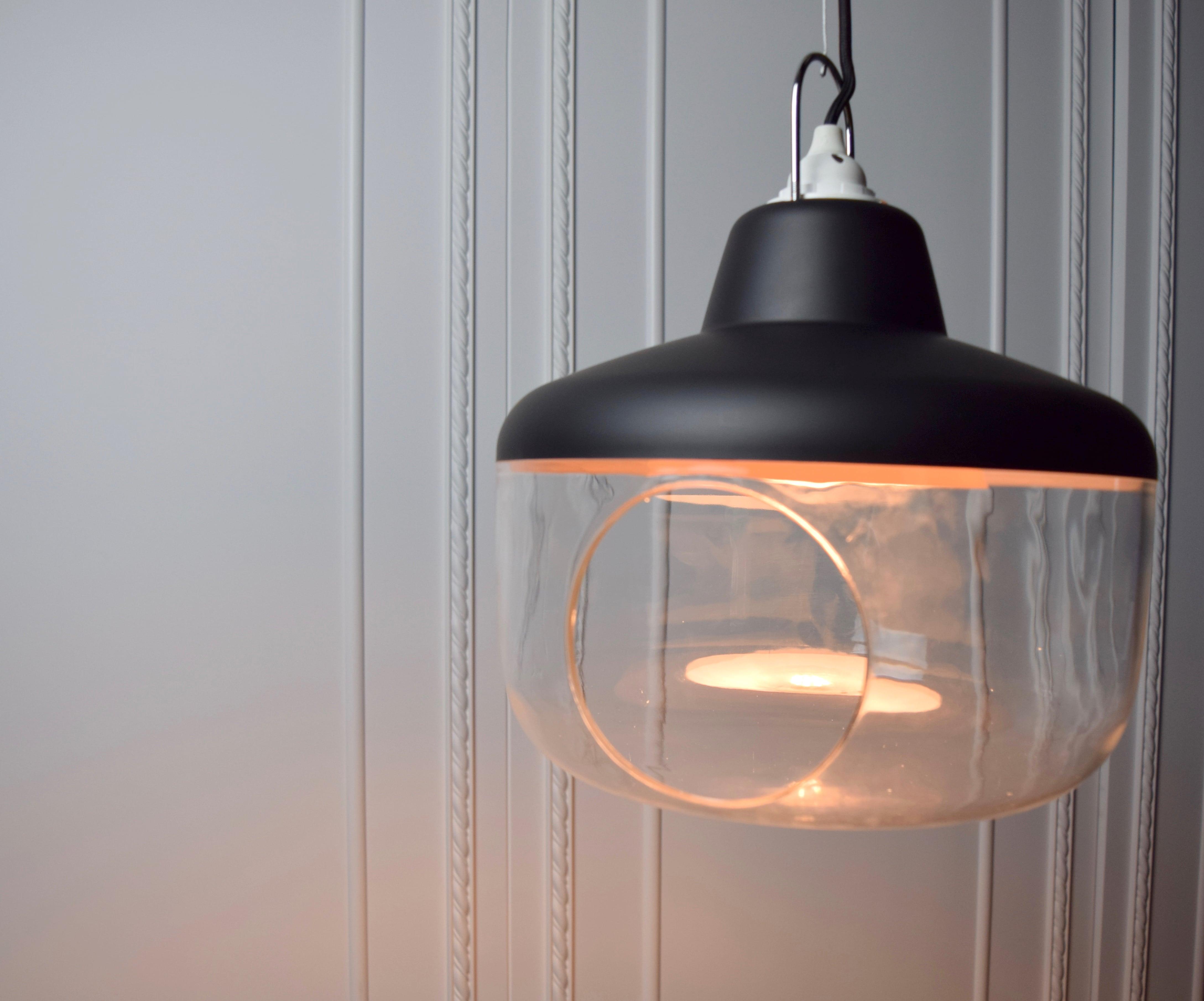 黑色珍寶吊燈-BNL00121 5