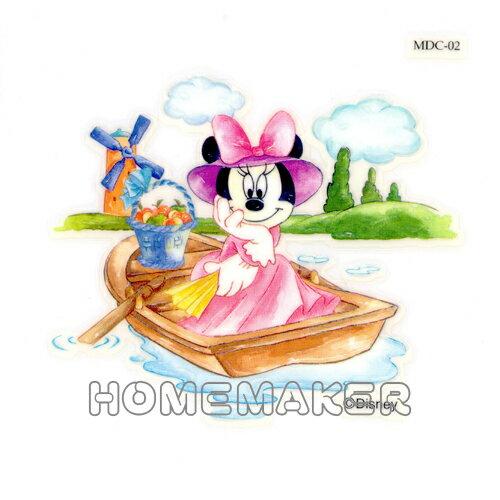 Disney 立體轉印貼紙 HS-MDC02