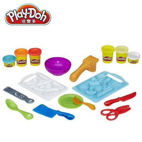 Play-Doh培樂多廚房系列-切菜料理組【悅兒園婦幼生活館】