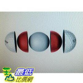[COSCO代購 如果沒搶到鄭重道歉] Callaway 三層 高爾夫球24入(3入x8盒) W791191