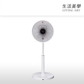嘉頓國際TOSHIBA【F-DLW65】電風扇五段風速9片葉羽搖控器