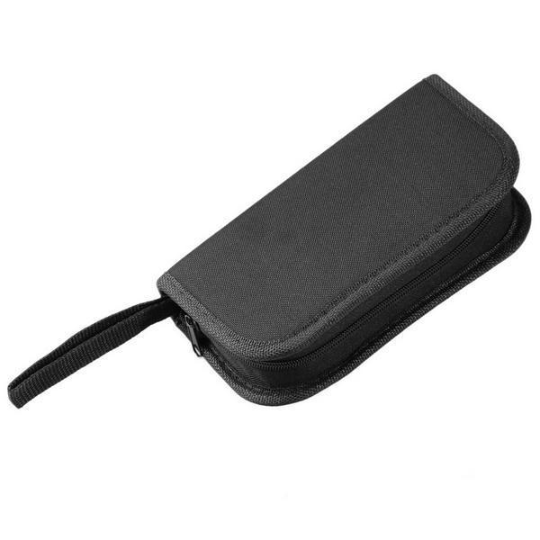 14pcs Watch Repair Tool Kit Case Opener Link Spring Bar Band Pin Remover Hammer 3