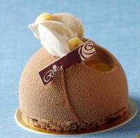 【羅撒法式西點】焦糖巧克力慕斯蛋糕~「布拉格」★樂天歡慶母親節滿499免運