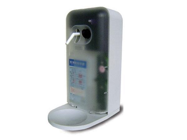 MA-101 複合式自動給皂/噴霧手指消毒洗手機