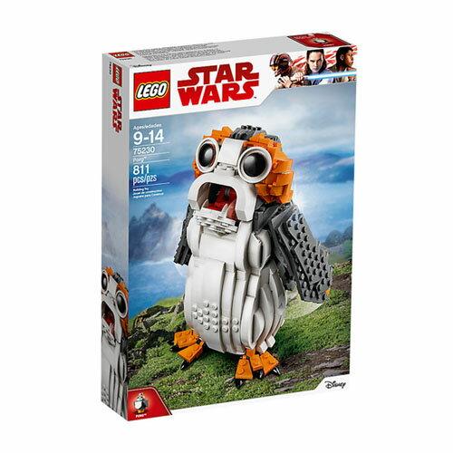 樂高積木LEGO《LT75230》2018年STARWARS星際大戰系列-波波