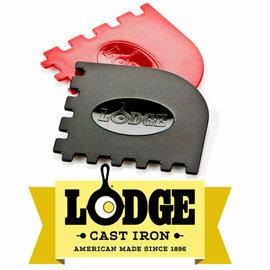【鄉野情戶外用品店】 Lodge |美國| 條紋烤盤清潔刮片(一組2入)/荷蘭鍋 鑄鐵鍋 清洗刮刀/SCRAPERGPK