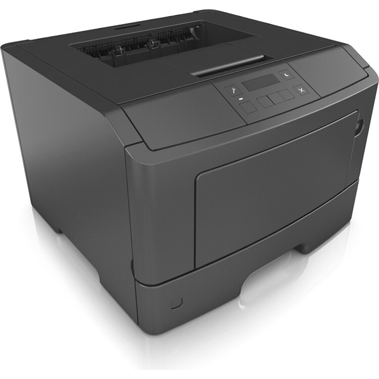 Dell B2360D Laser Printer - Monochrome - 1200 x 1200 dpi Print - Plain Paper Print - Desktop - 40 ppm Mono Print - 300 sheets Standard Input Capacity - 80000 Duty Cycle - Automatic Duplex Print - USB 0