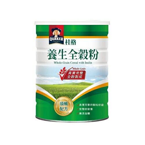 桂格養生全穀粉-順暢配方600g【愛買】