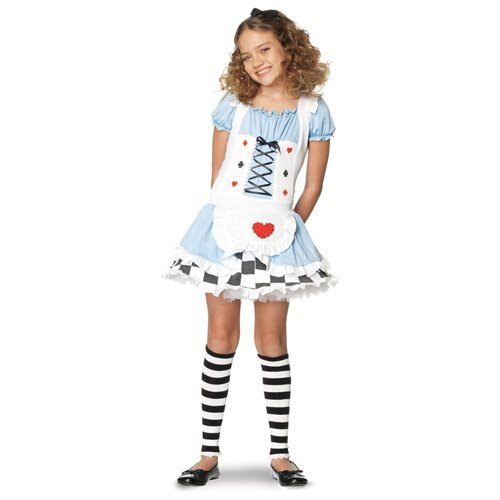 Miss Wonderland Child Costume 0