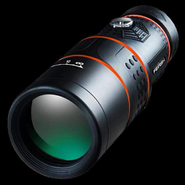 單筒手機望遠鏡高倍高清非紅外夜視特種兵清晰演唱會拍照yh