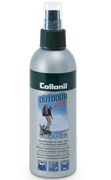 [ Collonil ] 全方位高效乾洗劑/登山鞋皮鞋清潔/登山裝備保養 CL5604 德國製