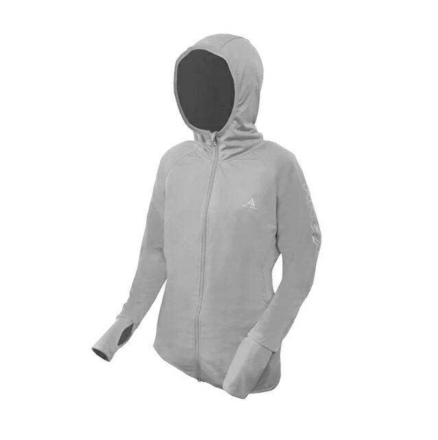 【高透氣機能服飾】AREX SPORT 反光修身連帽運動外套 運動修版型 男女共版 M-2L 1