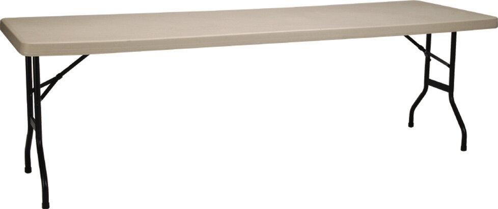 【MK1872】183X45公分超實用環保折疊收納桌/補習班/辦公室工作桌/教學用桌/佛堂用桌/展覽桌/戶外活動桌/拜拜★★♪♪外銷優質收納桌♪♪