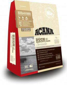 愛肯拿ACANA 全犬單一蛋白低敏-美膚鴨肉+梨子【6kg】【11.4kg】