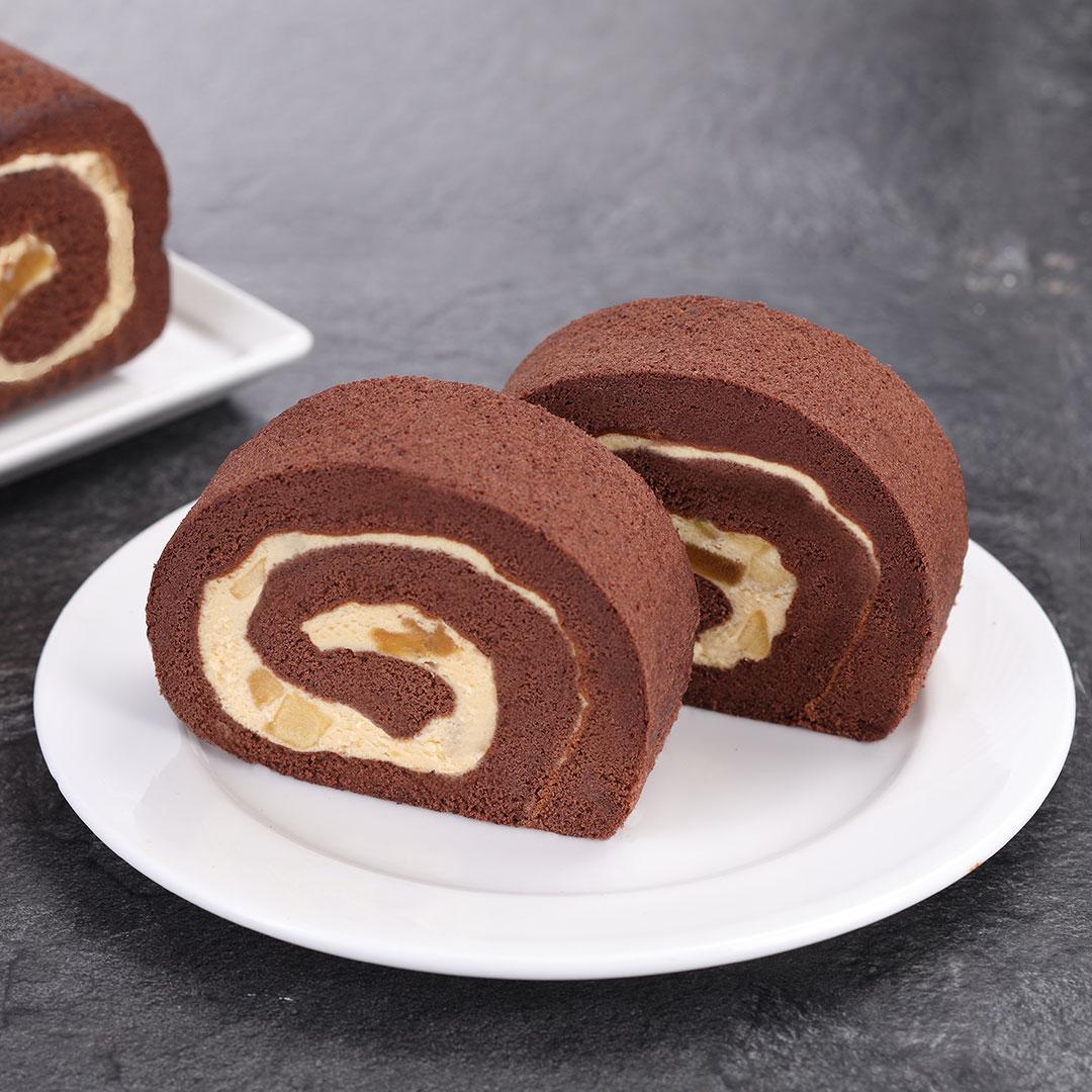 【不二緻果-高雄不二家】巧遇夏娃 ★巧克力蛋糕與焦糖蘋果的完美結合★港都81年老店 1