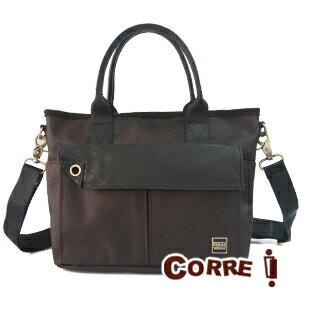 ★CORRE【PR010】經典手提斜背兩用包★