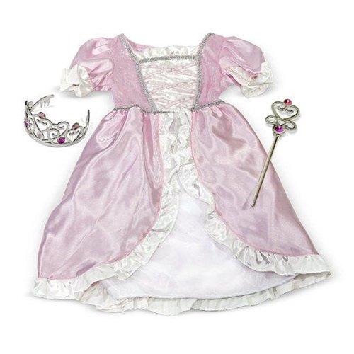 【免運費】《 萬聖節服裝 》美國 Melissa & Doug- 角色服裝 - 公主服