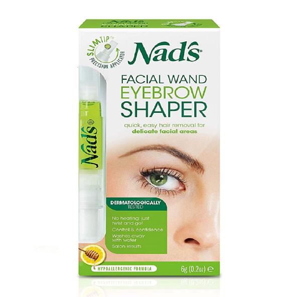 Tradecozone Nad S Eyebrow Wax Kit Hair Removal Waxing Kit For