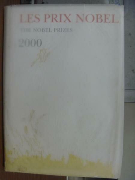 ~書寶 書T5/原文書_PCK~Les prix nobel_the nobel priz